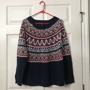 Natural Reflections Sweater